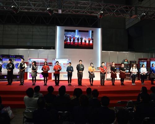 ゲームの祭典「ジャパン アミューズメント エキスポ2018」開催