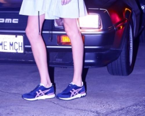 「オニツカタイガー」シリーズ、1978 年の人気スニーカーの現代版「CALIFORNIA 78 EX」を発売