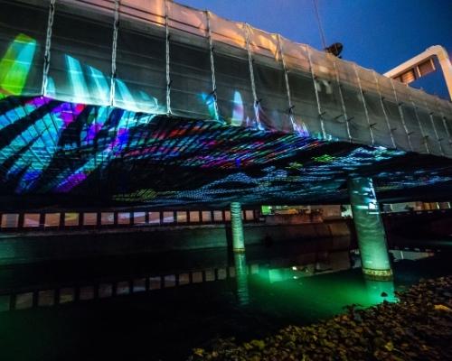 『東京ミズベインスパイア計画』ただの河川からアート空間へ変身させる
