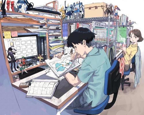 アニメ産業のブラック労働に歯止めを!「アニメーター支援機構」