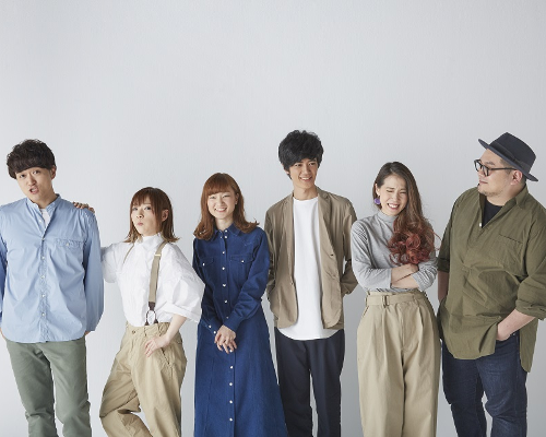 """「ケツメイシ」「miwa」などのカヴァー動画を配信している""""Goose house""""! オリジナル新アルバムがリリース"""