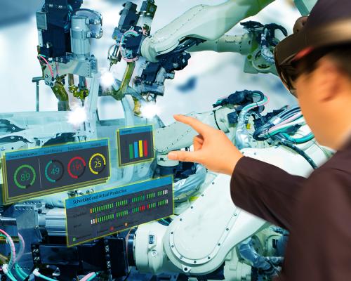 超効率的近未来技術継承「AR匠」