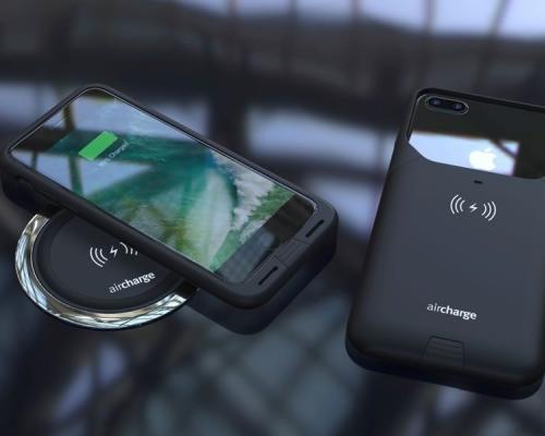 iPhone7でもワイヤレス充電が可能になる「ワイヤレスチャージングケース」