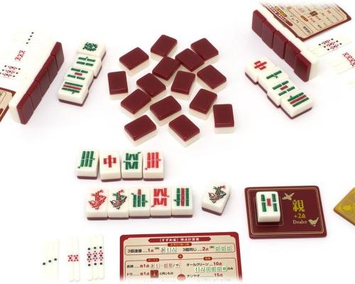 たった6牌で本格的な遊び! ミニマル麻雀「すずめ雀」