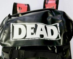 ハードコアチョコレート「DEADウォリアーデイパック 死体袋」