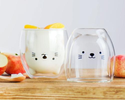日本初上陸!可愛い耐熱グラス「GOODGLAS」販売開始