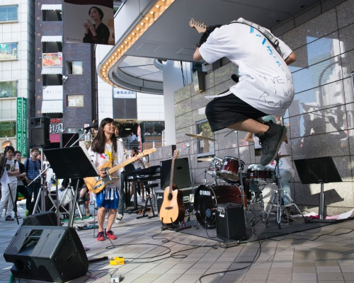 渋谷のまちが舞台!音楽フェスティバル「第4回 渋谷ズンチャカ!」