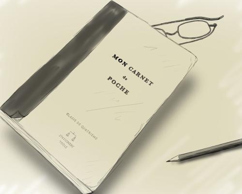 「SHIORI(しおり)」本に挟んでも使える!?スマートなデザインのメガネが発売