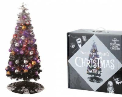 ディズニー「ナイトメアー・ビフォア・クリスマス」のツリーが発売