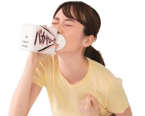 ストレス発散には大声で叫ぶのが一番「SAKEBOARD-サケボード-」