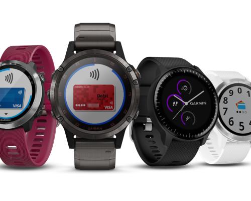 腕時計決済「Garmin Pay」サービス!全国のローソン店舗で対応開始