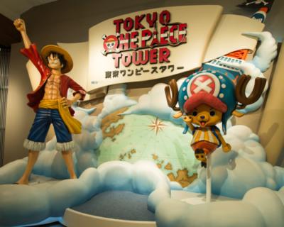 「東京ワンピースタワー」史上初のホラーイベント開催!大量のミイラから逃げろ