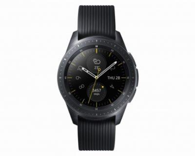 「Galaxy Watch」大容量バッテリー搭載スマートウォッチ