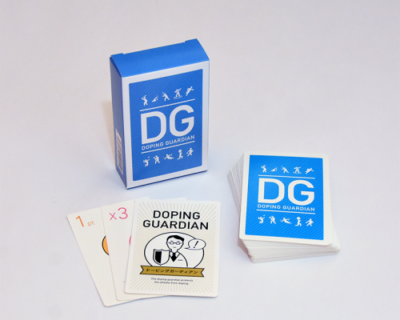 覚えるカードゲーム「ドーピングガーディアン」ってなに?