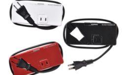 ありそうでなかった!?「ロードウォーリア Mobile USB-AC Tap モバイルUSB+ACタップ」