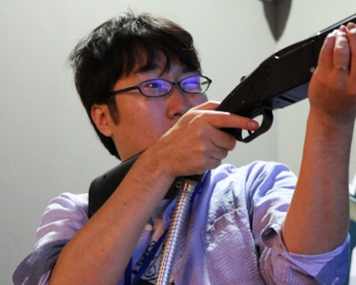 「レジェンドハンティング」リアリティ溢れる散弾銃で狩猟体験!