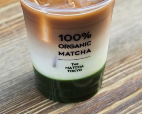 表参道にオーガニック抹茶のカフェ「THE MATCHA TOKYO」