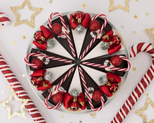 銀座PAPELにてクリスマス限定仕様 「ケーキ型ボックス スイーツ」発売!