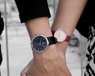 斬新すぎる!反時計に回る腕時計「MEM WATCHES」