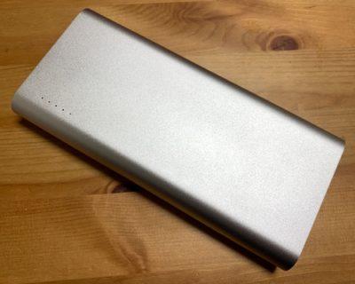 """MacBook Proが充電できるだって!?100W出力対応の""""最強モバイルバッテリー"""""""
