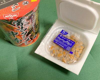 """「マツコの知らない世界」で大絶賛してた""""蒙古タンメンに納豆""""のやつを実食"""