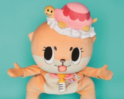 「ちぃたん☆」がファッションリーダー!?男性ファッション誌初となる専属モデルに