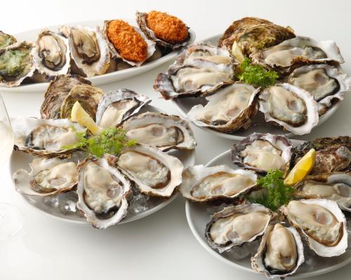 「牡蠣」の食べ放題!二日酔いも何のその!食べて食べて食べ尽くせ!