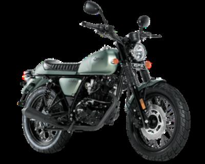 2019年タイ製オートバイGPX 3機種の輸入、販売が開始される!