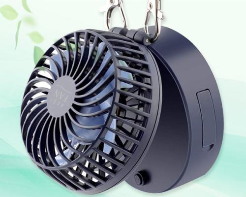 早めの夏を考えよう!ミラー付き携帯扇風機「abbiFAN」で暑さ対策を!