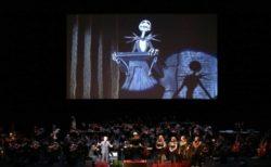 「ナイトメアー・ビフォア・クリスマス」映画とライブを融合した特別上映