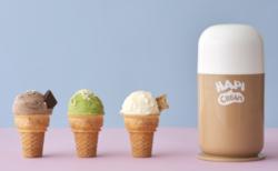 家で簡単にアイス作り!「HAPI CREAM ハピクリーム」でハッピーに!
