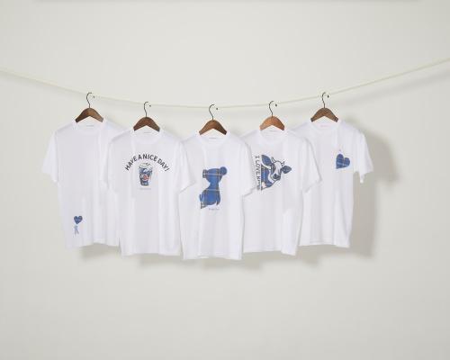 着るだけで消臭!急速デオドラント機能を搭載「KOBE TARTAN 超消臭Tシャツ」