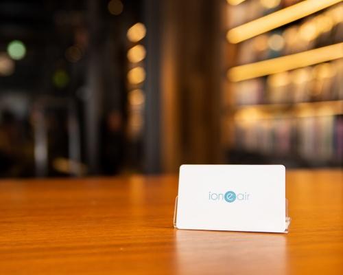 充電不要!カード型の空気清浄器「イオニア カード」Makuakeにて先行販売
