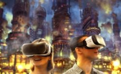 期間限定のVR映画館にて「えんとつ町のプペルVR」を上映! 最新技術と話題の作品を両方いっぺんに楽しもう