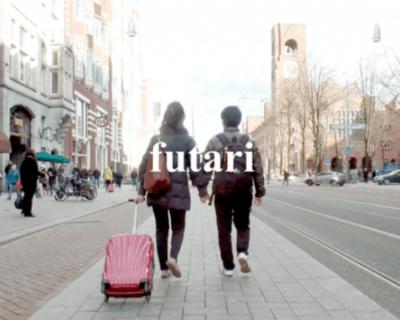 """「futari」使ってみたい!2人用パスポートケースが""""ふたり向け専門""""ブランドから発売"""