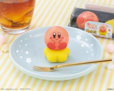 カービィとワープスターが和菓子になって登場!これは可愛すぎる…!